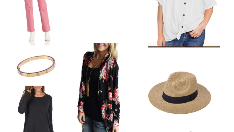 Favorite Spring Amazon Fashion Finds